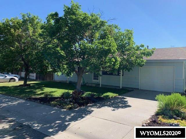 3111 Cotton Creek Place, Casper, WY 82604 (MLS #20203625) :: RE/MAX The Group