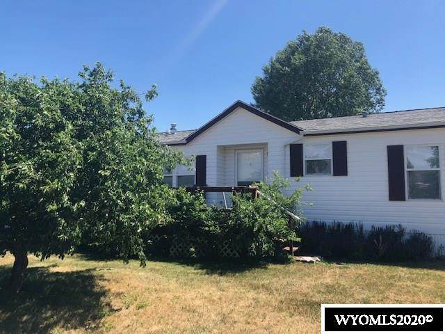 126 Flagstaff Way, Buffalo, WY 82834 (MLS #20203634) :: RE/MAX The Group