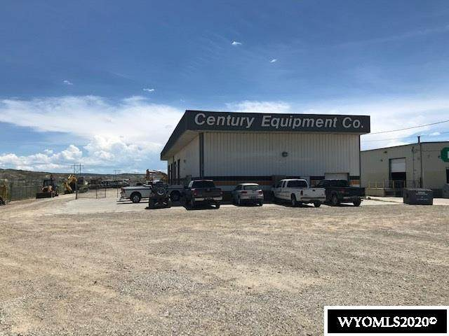 2030 Sunset Dr., Rock Springs, WY 82901 (MLS #20203644) :: RE/MAX The Group