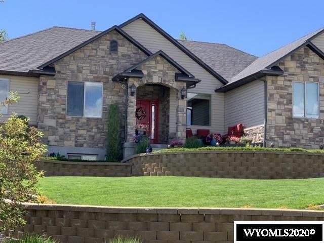 1509 Canyon Rd, Kemmerer, WY 83101 (MLS #20203761) :: Lisa Burridge & Associates Real Estate