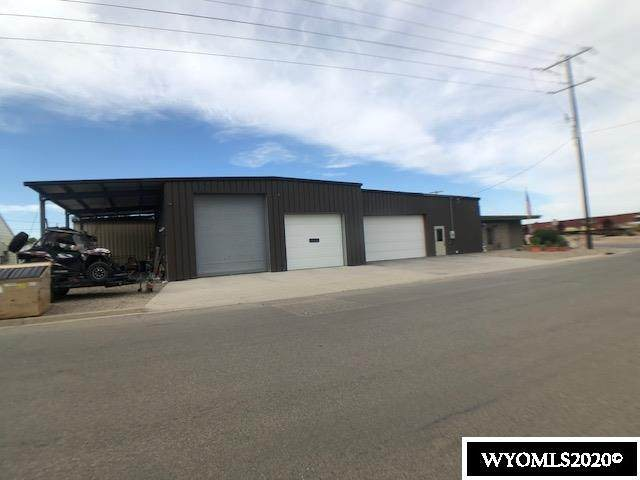 510 N Railway Ave, Worland, WY 82401 (MLS #20203841) :: RE/MAX The Group