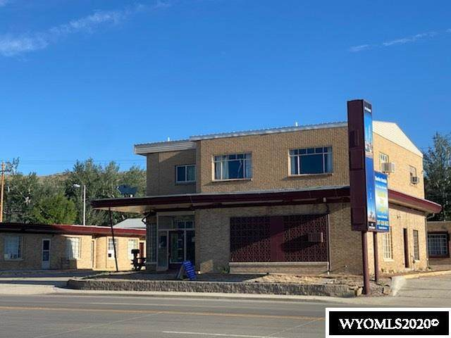 905 & 909 W Spruce, Rawlins, WY 82301 (MLS #20203888) :: RE/MAX The Group