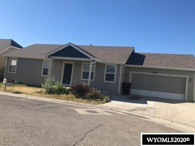 3466 Chaparral Drive, Casper, WY 82604 (MLS #20203890) :: RE/MAX The Group