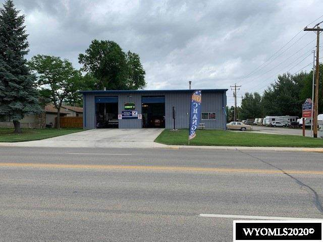 601 Fort Street, Buffalo, WY 82834 (MLS #20204034) :: RE/MAX The Group