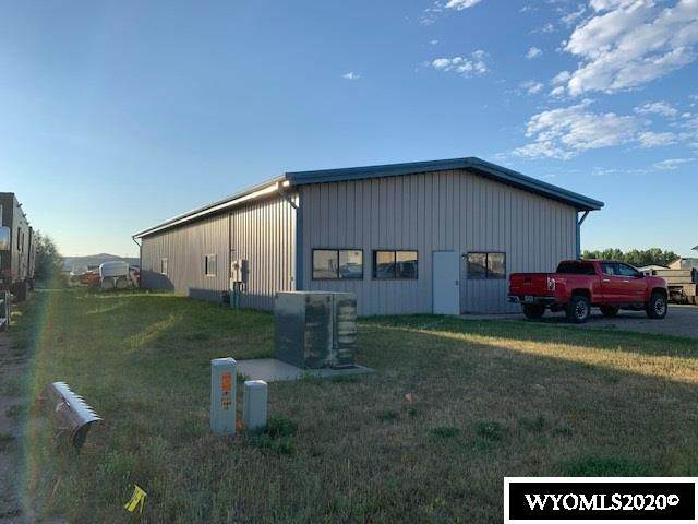 203 Flat Iron, Buffalo, WY 82834 (MLS #20204035) :: RE/MAX Horizon Realty