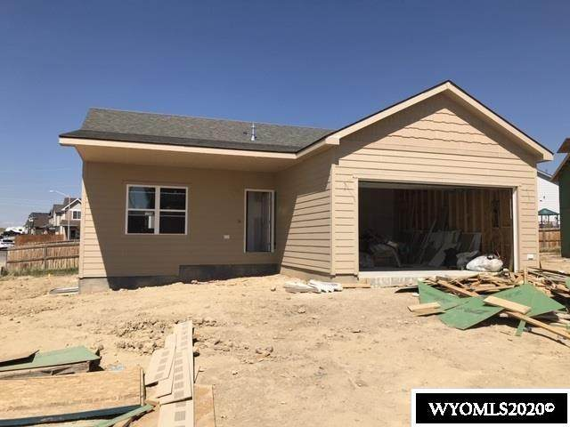 926 Dusty Terrace, Mills, WY 82604 (MLS #20204110) :: RE/MAX The Group