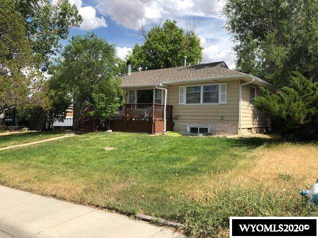 245 N Pennsylvania Avenue, Casper, WY 82609 (MLS #20204327) :: RE/MAX The Group