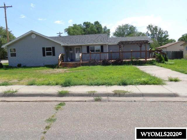 282 N Iowa Avenue, Guernsey, WY 82214 (MLS #20204333) :: RE/MAX The Group
