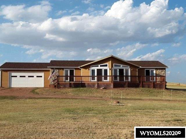 136 Warbonnet Dr., Banner, WY 82832 (MLS #20204349) :: RE/MAX The Group