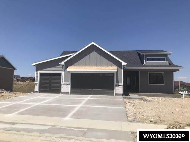 2816 Croydon Drive, Casper, WY 82609 (MLS #20204397) :: RE/MAX The Group