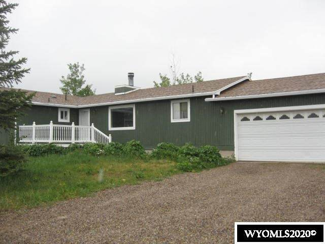 50 Walker Rd., Evanston, WY 82930 (MLS #20204414) :: RE/MAX The Group