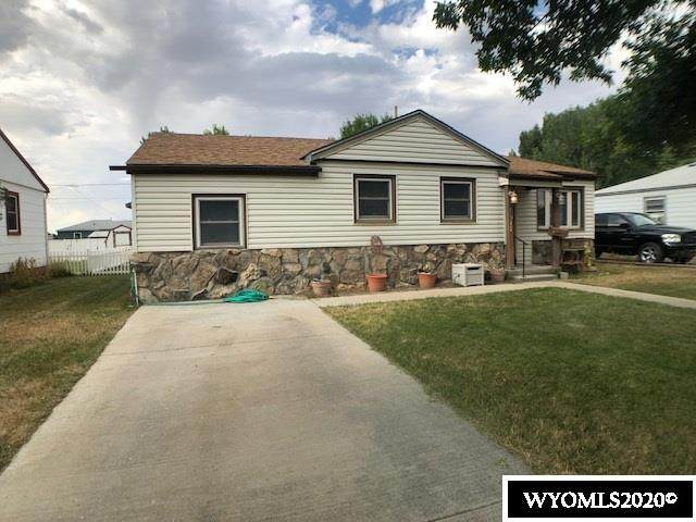 1317 Charles, Worland, WY 82401 (MLS #20204420) :: RE/MAX The Group