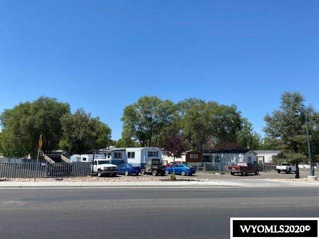 199 S 5th E Street, Green River, WY 82935 (MLS #20204481) :: Lisa Burridge & Associates Real Estate