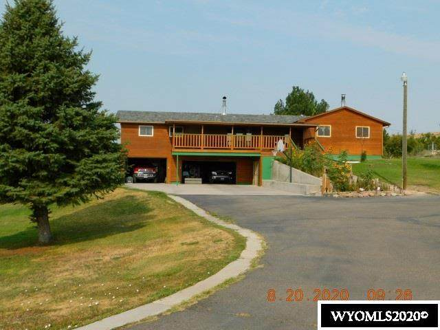 21 Mountainview Road, Douglas, WY 82633 (MLS #20204851) :: Lisa Burridge & Associates Real Estate