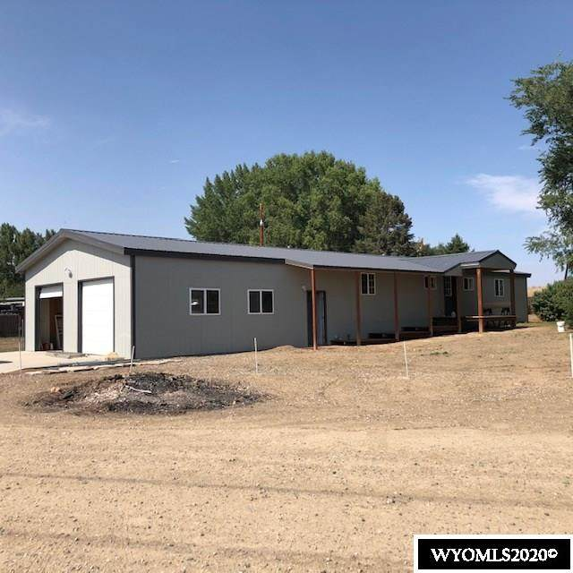 1573 Lane 14 A, Worland, WY 82401 (MLS #20204881) :: RE/MAX The Group