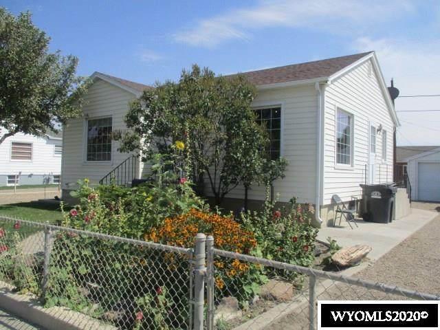 1308 9th Street, Rock Springs, WY 82901 (MLS #20205051) :: Real Estate Leaders
