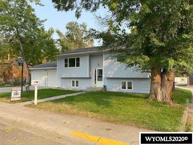 365 Bellvue Avenue, Lander, WY 82520 (MLS #20205313) :: Lisa Burridge & Associates Real Estate