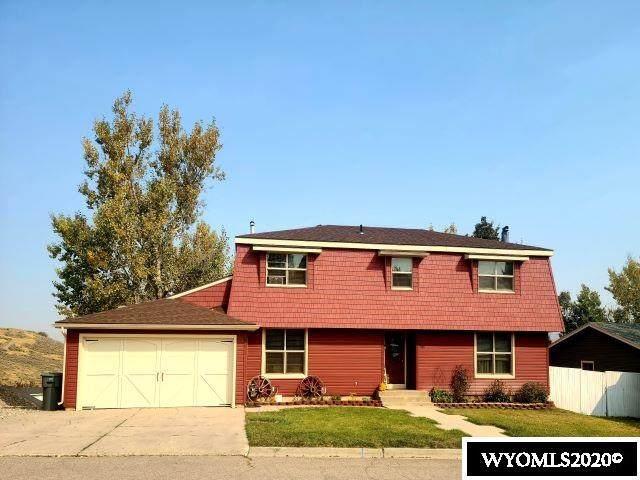 1948 W Anderson St., Evanston, WY 82930 (MLS #20205321) :: Lisa Burridge & Associates Real Estate