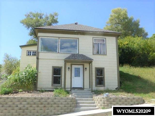 401 Agate St, Kemmerer, WY 83101 (MLS #20205552) :: Lisa Burridge & Associates Real Estate