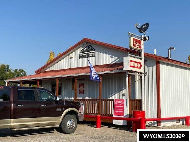 110 W Center Avenue, Pavillion, WY 82523 (MLS #20205636) :: RE/MAX The Group
