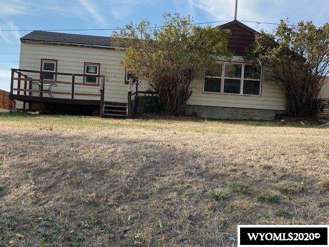830 Nieman, Rawlins, WY 82301 (MLS #20205742) :: Lisa Burridge & Associates Real Estate