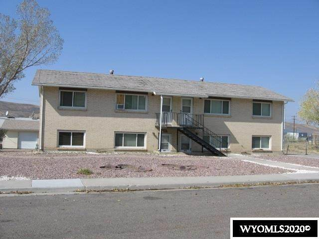 1021 - 1027 Trona Drive, Green River, WY 82935 (MLS #20205745) :: RE/MAX The Group