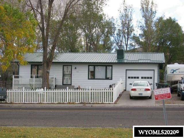 1000 Bridger Drive, Green River, WY 82935 (MLS #20205894) :: RE/MAX The Group