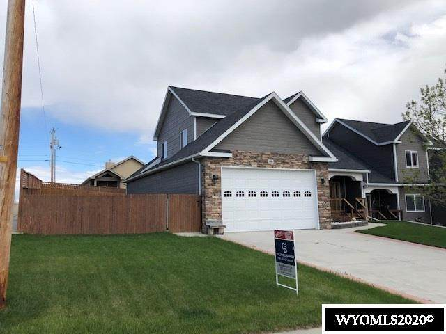 415 S Cummings Avenue, Buffalo, WY 82834 (MLS #20206064) :: Lisa Burridge & Associates Real Estate