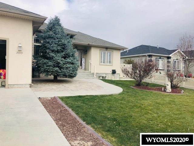 2713 Seattle Slew Drive, Rock Springs, WY 82901 (MLS #20206075) :: RE/MAX The Group
