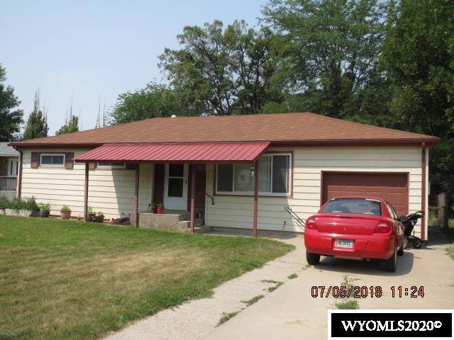 809 Charles Avenue, Worland, WY 82401 (MLS #20206107) :: RE/MAX Horizon Realty