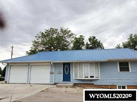 162 S Iowa Avenue, Casper, WY 82609 (MLS #20206177) :: Real Estate Leaders