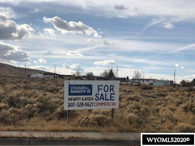 Tract 4 Cottonwood Village, Rawlins, WY 82301 (MLS #20206208) :: RE/MAX Horizon Realty