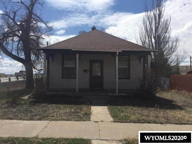 602 Cedar, Rawlins, WY 82301 (MLS #20206238) :: Lisa Burridge & Associates Real Estate
