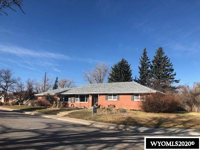 1300 Beaumont Drive, Casper, WY 82601 (MLS #20206308) :: RE/MAX The Group