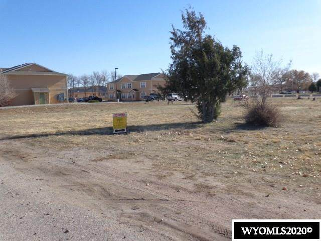 TBD Chugwater Street, Guernsey, WY 82214 (MLS #20206334) :: RE/MAX The Group