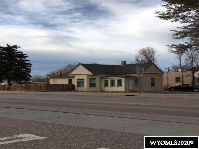 7 N Nebraska Avenue, Guernsey, WY 82214 (MLS #20206338) :: RE/MAX The Group