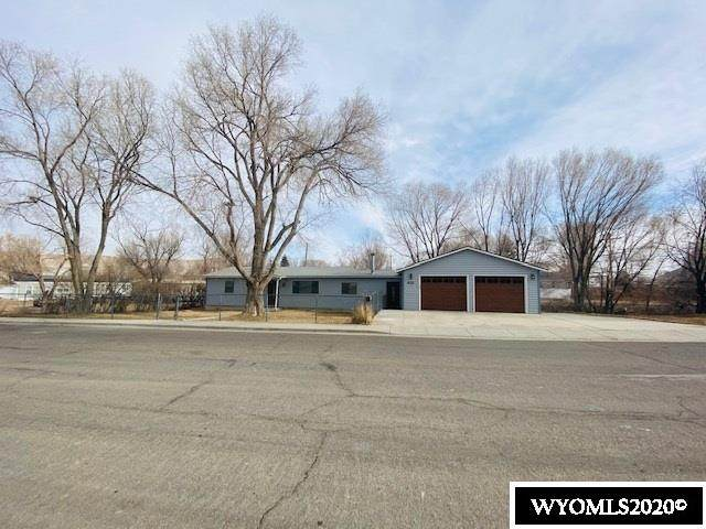 415 Barnhart Street, Green River, WY 82935 (MLS #20206505) :: RE/MAX Horizon Realty