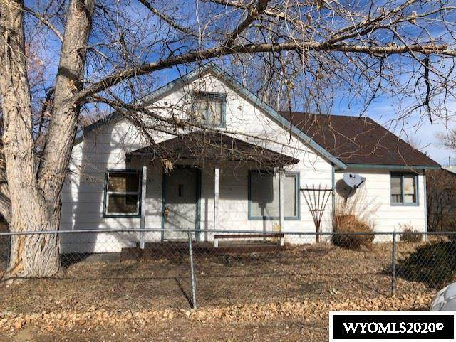 208 Rochester Avenue, Saratoga, WY 82331 (MLS #20206511) :: RE/MAX The Group