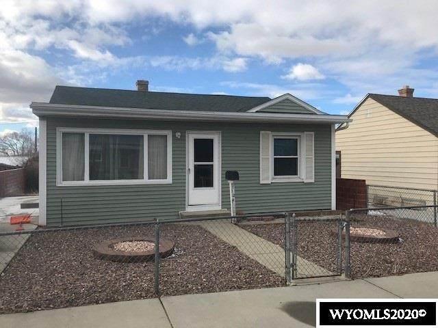 1124 Mckinley Avenue, Rock Springs, WY 82901 (MLS #20206590) :: Lisa Burridge & Associates Real Estate