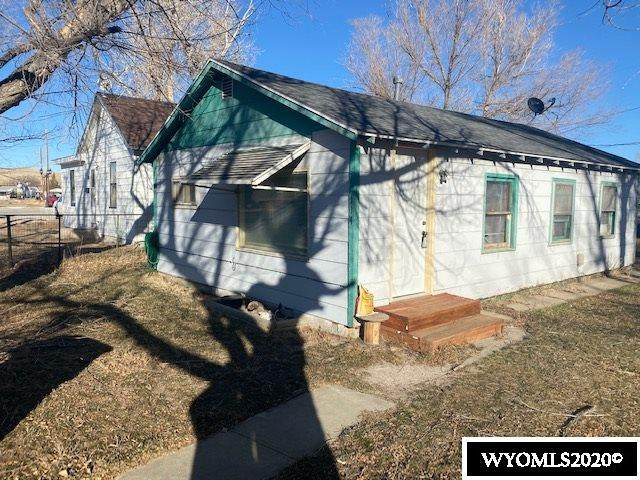 114 S 6th Street, Glenrock, WY 82637 (MLS #20206615) :: RE/MAX The Group