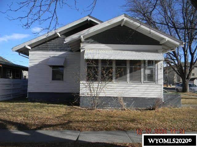 2301 East A Street, Torrington, WY 88240 (MLS #20206942) :: Real Estate Leaders