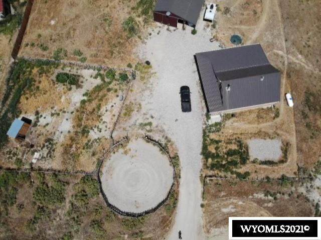 6 Chukar Lane, Lander, WY 82520 (MLS #20210149) :: Real Estate Leaders