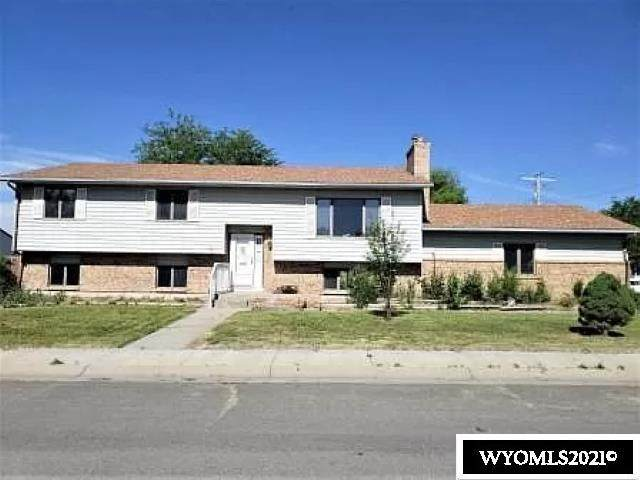 1313 Monroe Street, Douglas, WY 82633 (MLS #20210194) :: Lisa Burridge & Associates Real Estate