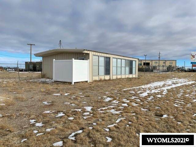 2241 Nuclear Drive, Casper, WY 82604 (MLS #20210283) :: Real Estate Leaders