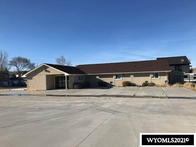 2180 W Teton Blvd, Green River, WY 82935 (MLS #20210629) :: Lisa Burridge & Associates Real Estate