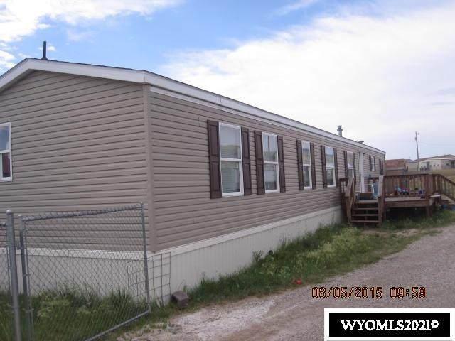 270 Balsam Street, Buffalo, WY 82834 (MLS #20211002) :: Lisa Burridge & Associates Real Estate