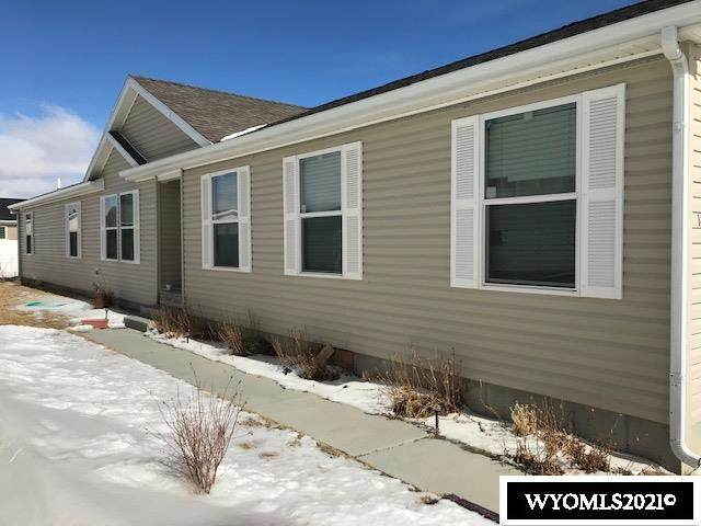 1413 Eagle Way, Rock Springs, WY 82901 (MLS #20211032) :: Lisa Burridge & Associates Real Estate