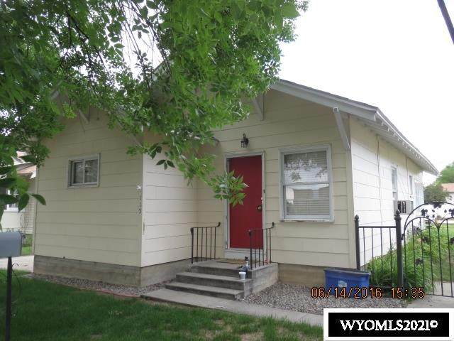 115 S 11th Street, Worland, WY 82401 (MLS #20211053) :: RE/MAX The Group