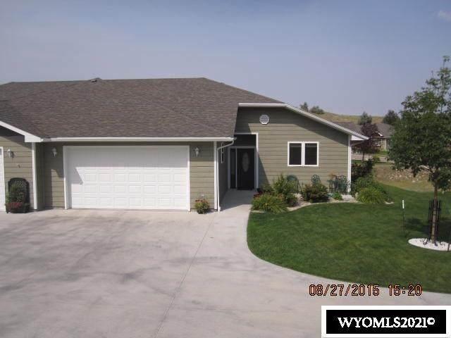 222 West Valley Lane, Buffalo, WY 82834 (MLS #20211252) :: Lisa Burridge & Associates Real Estate