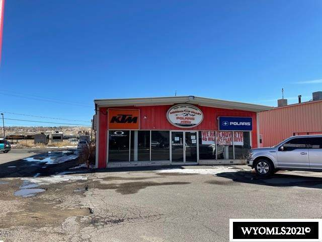 1175 Dewar Dr, Rock Springs, WY 82901 (MLS #20211331) :: Lisa Burridge & Associates Real Estate